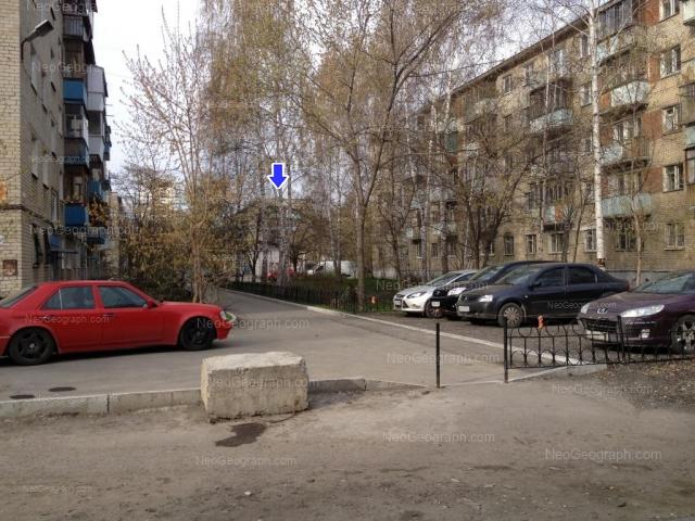Адрес(а) на фотографии: Белореченская улица, 9/2, 9/3, 13/2, Екатеринбург
