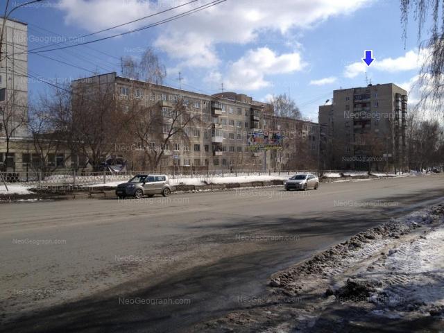 Адрес(а) на фотографии: улица Шаумяна, 104, Екатеринбург