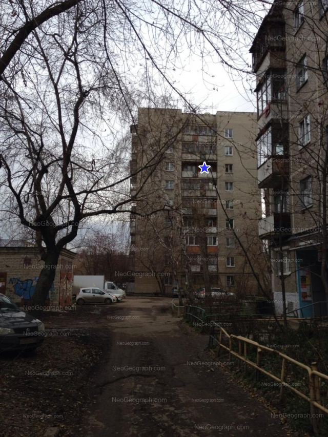 Адрес(а) на фотографии: улица Шаумяна, 102, Екатеринбург