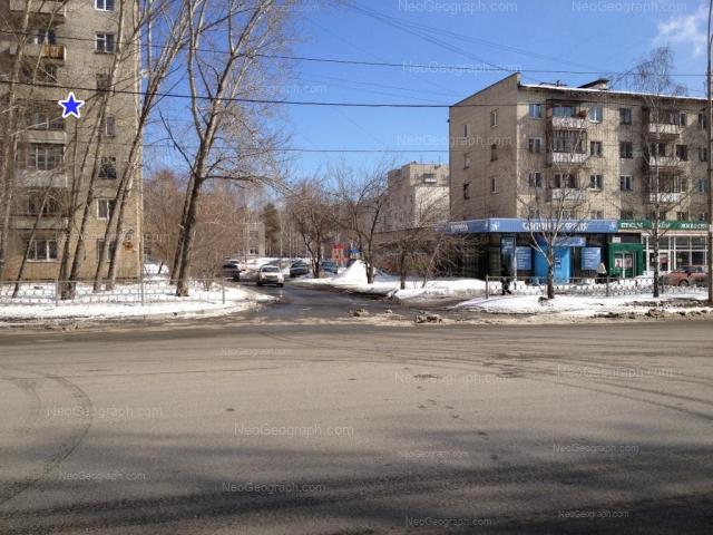 Адрес(а) на фотографии: улица Шаумяна, 98/3, 100, 102, Екатеринбург
