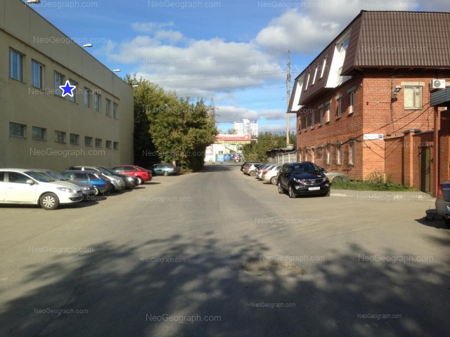 Адрес(а) на фотографии: Сибирский тракт, 53, 55А, Екатеринбург