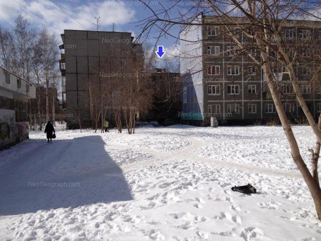 Address(es) on photo: Shaumyana street, 98/1, 98/2, 100, Yekaterinburg