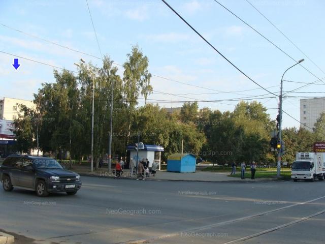 Адрес(а) на фотографии: улица Шаумяна, 98/1, 100, Екатеринбург