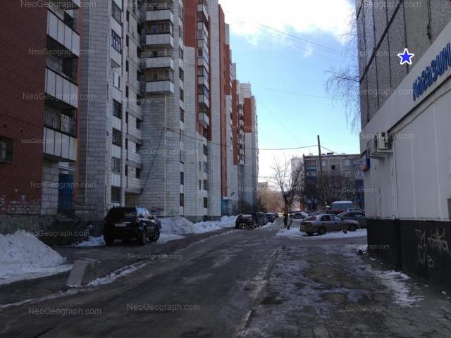 Адрес(а) на фотографии: улица Шаумяна, 103/1, 103/4, 105/2, Екатеринбург