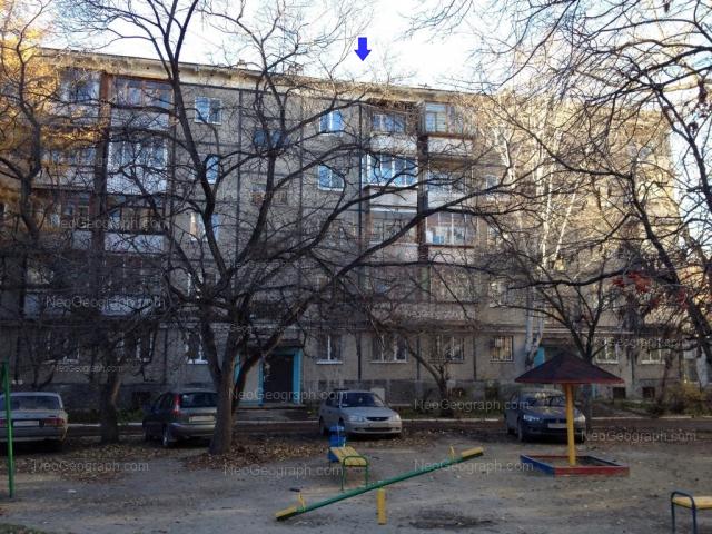 Адрес(а) на фотографии: улица Шаумяна, 105/2, Екатеринбург