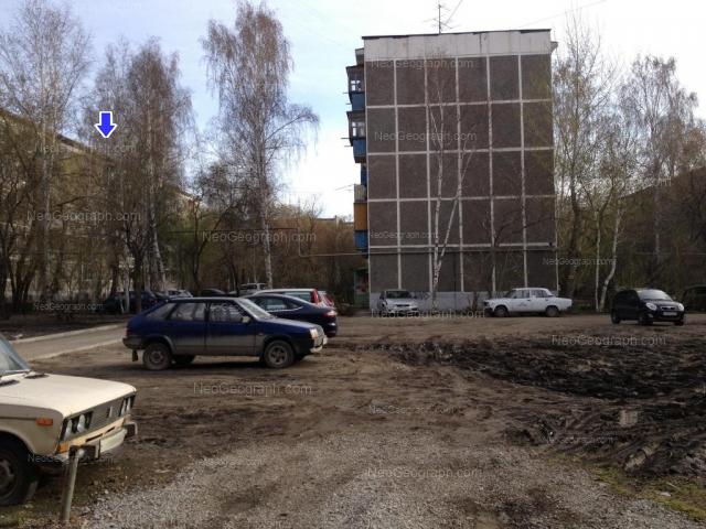 Адрес(а) на фотографии: Белореченская улица, 17/2, 17/3, 17/4, Екатеринбург