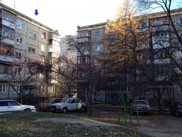 Адрес(а) на фотографии: улица Шаумяна, 105/2, 107, Екатеринбург