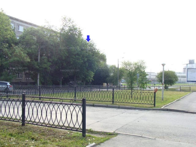Адрес(а) на фотографии: Посадская улица, 77, 79, Екатеринбург