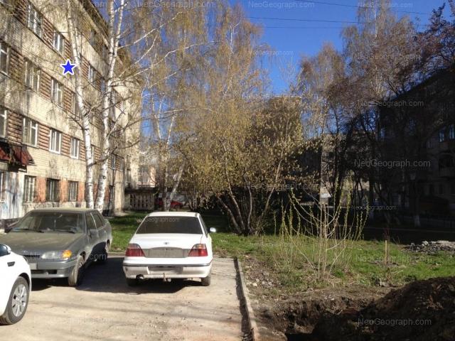 Адрес(а) на фотографии: Посадская улица, 79, 81, 81А, Екатеринбург