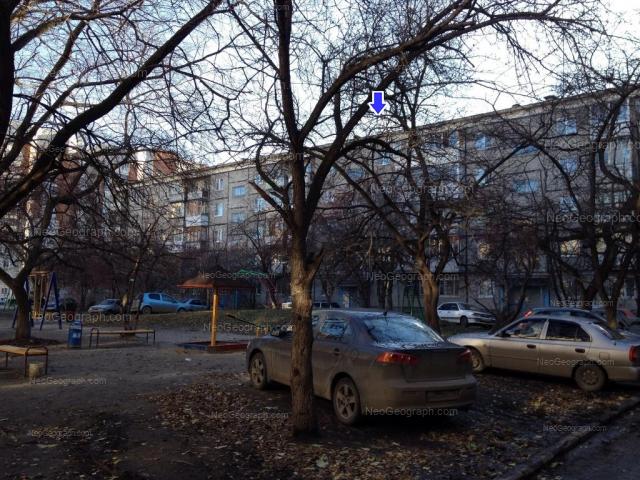 Адрес(а) на фотографии: улица Шаумяна, 105/3, Екатеринбург
