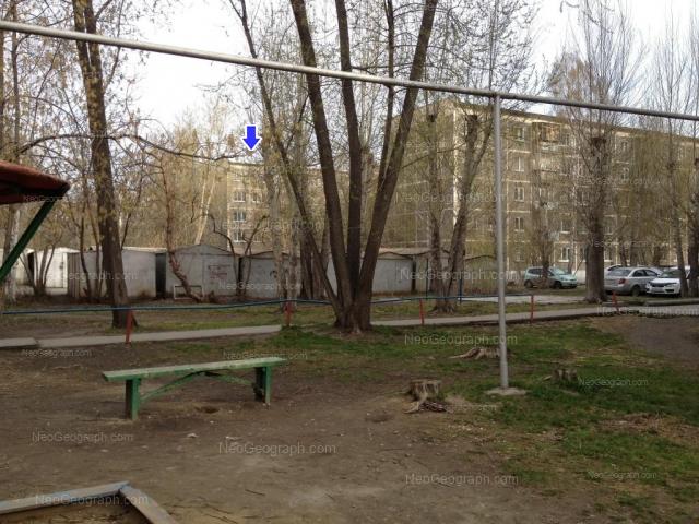Адрес(а) на фотографии: Белореченская улица, 17/4, 17/5, Екатеринбург