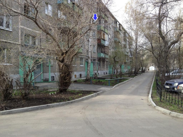 Адрес(а) на фотографии: Белореченская улица, 17/4, Екатеринбург