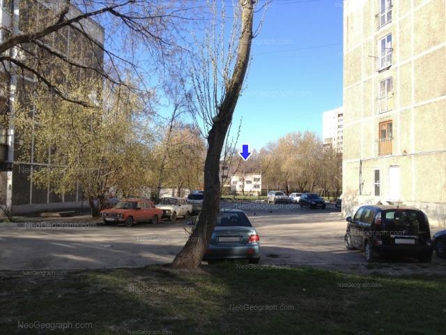 Адрес(а) на фотографии: Ясная улица, 16, Екатеринбург