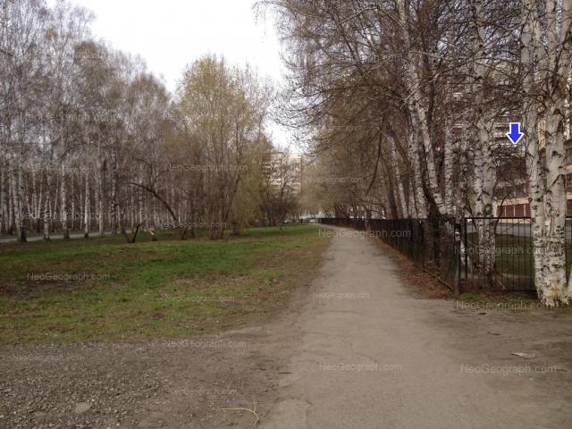 Адрес(а) на фотографии: Ясная улица, 16, 18, 22, Екатеринбург