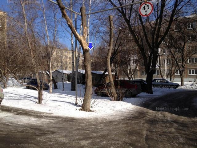 Адрес(а) на фотографии: Белореченская улица, 17/6, Екатеринбург
