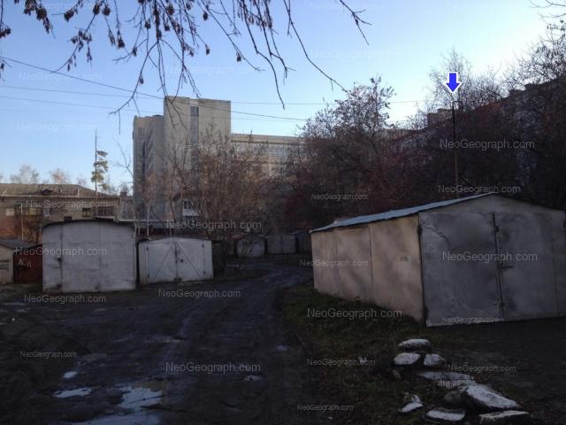 Address(es) on photo: Leningradskaya street, 31, Yekaterinburg