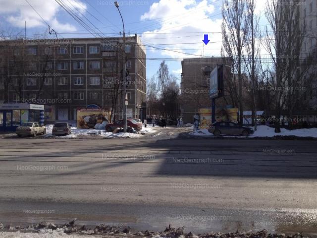 Адрес(а) на фотографии: улица Шаумяна, 94, 96, Екатеринбург
