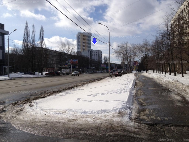 Адрес(а) на фотографии: улица Шаумяна, 96, Екатеринбург