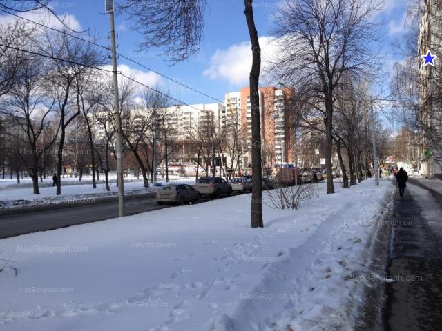 Адрес(а) на фотографии: улица Шаумяна, 96, 103/1, Екатеринбург