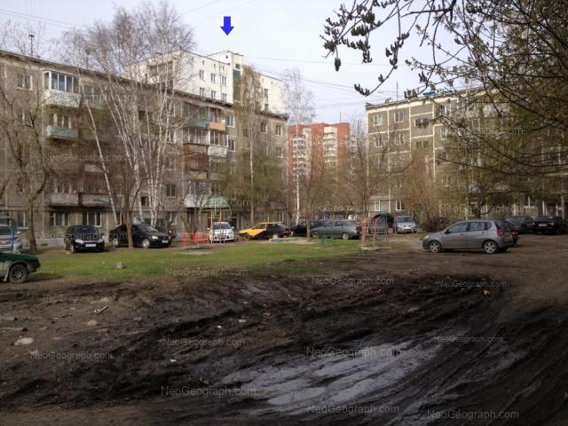 Адрес(а) на фотографии: улица Шаумяна, 94, 96, 103/1, Екатеринбург