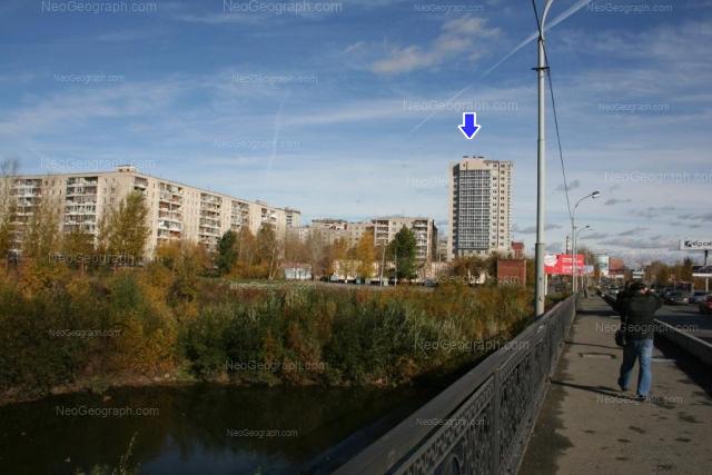 Адрес(а) на фотографии: улица Ткачей, 16а, 20, Екатеринбург