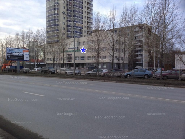 Адрес(а) на фотографии: улица Ткачей, 16, 16а, Екатеринбург