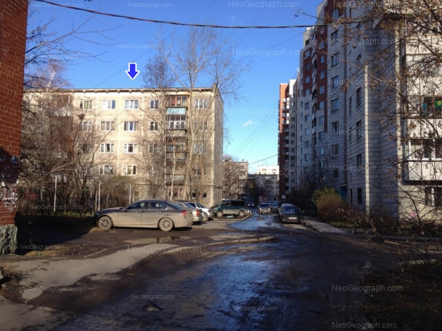 Адрес(а) на фотографии: улица Шаумяна, 103/1, 103/4, Екатеринбург