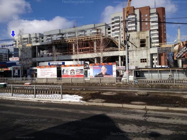 Адрес(а) на фотографии: Белореченская улица, 28а, Екатеринбург