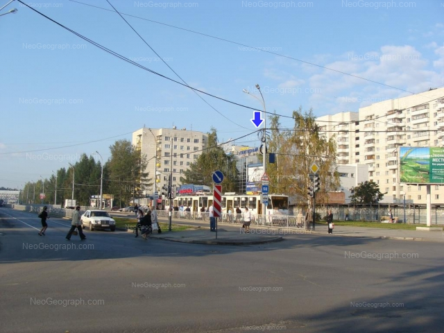 Адрес(а) на фотографии: Белореченская улица, 28а, 30, Екатеринбург