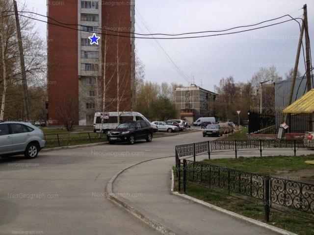 Адрес(а) на фотографии: Ясная улица, 22, 24, Екатеринбург