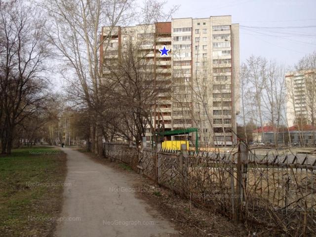 Адрес(а) на фотографии: Ясная улица, 22, 22Г, 24, Екатеринбург
