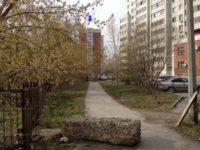 Адрес(а) на фотографии: Ясная улица, 22, 22Б, Екатеринбург