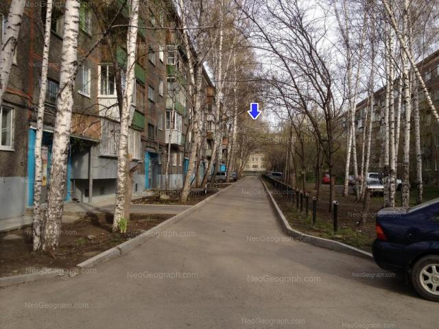 Адрес(а) на фотографии: улица Шаумяна, 86/1, 86/2, 90, Екатеринбург