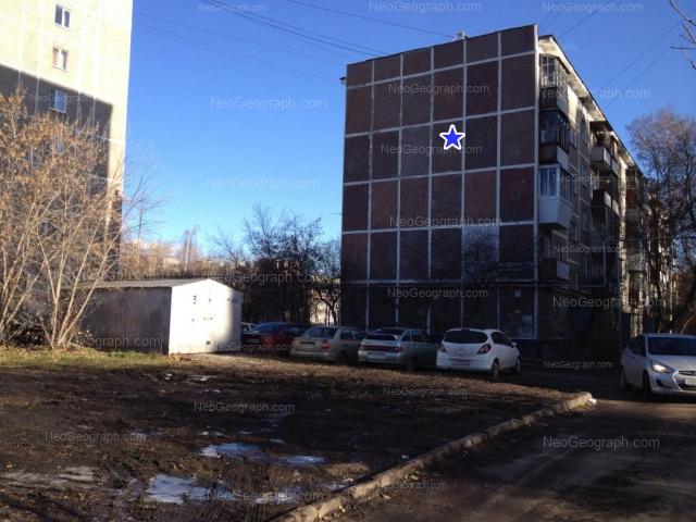 Адрес(а) на фотографии: улица Серафимы Дерябиной, 31/1, Екатеринбург