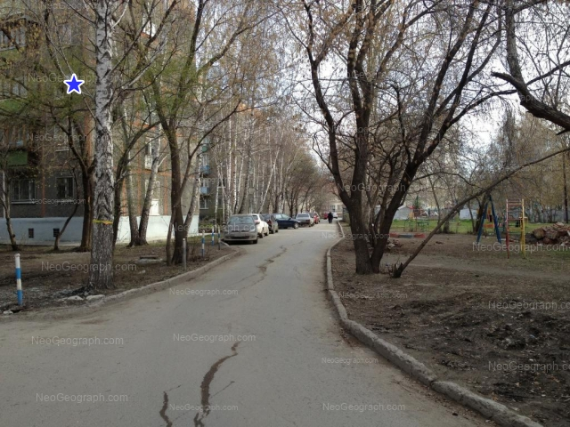 Адрес(а) на фотографии: улица Шаумяна, 86/2, 86/3, Екатеринбург