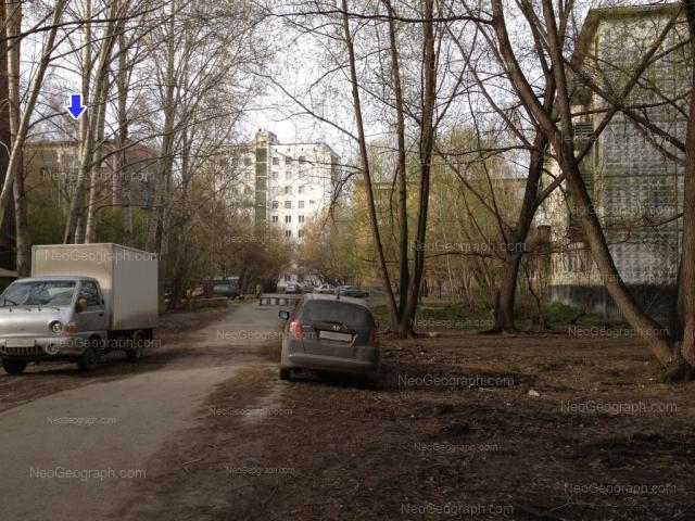 Адрес(а) на фотографии: улица Шаумяна, 86/2, 88, 90, Екатеринбург