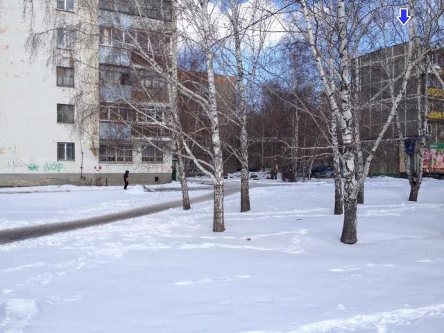 Адрес(а) на фотографии: Ясная улица, 24, 26, Екатеринбург
