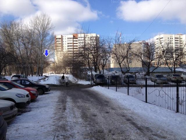Адрес(а) на фотографии: Ясная улица, 20, 20б, 22, 24, Екатеринбург