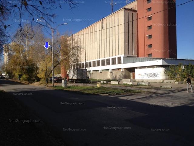 Адрес(а) на фотографии: улица Бакинских Комиссаров, 50, Екатеринбург