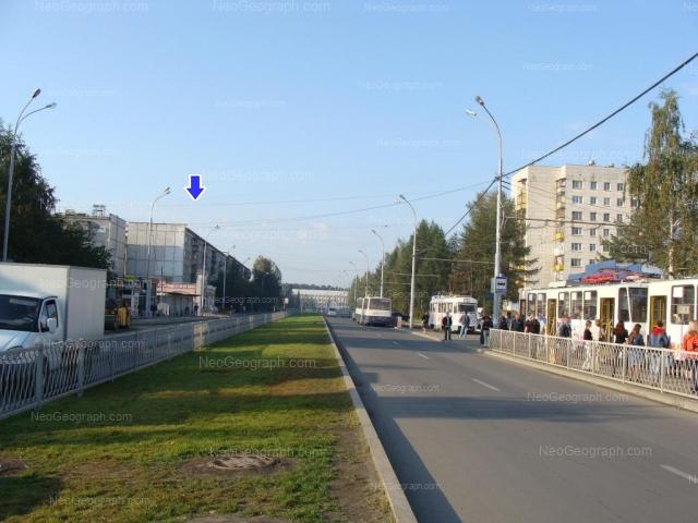 Адрес(а) на фотографии: Белореченская улица, 23/1, 23/2, 30, Екатеринбург