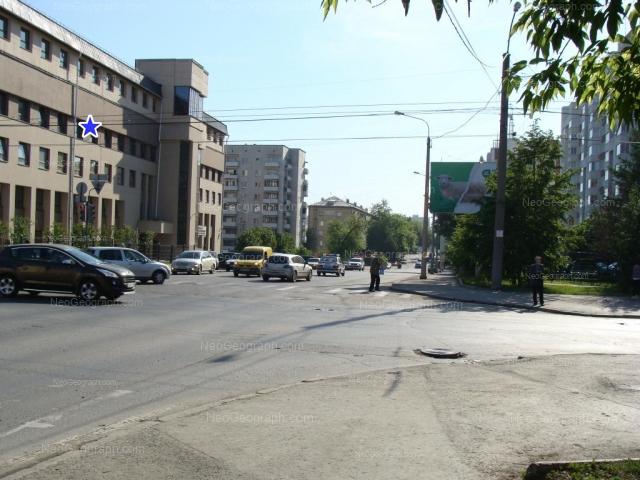 Адрес(а) на фотографии: улица Фурманова, 26, 34, Екатеринбург