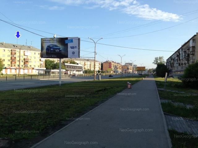 Адрес(а) на фотографии: проспект Космонавтов, 45, 47, 49, 74, Екатеринбург