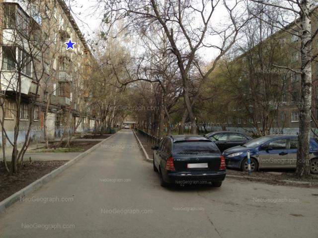 Адрес(а) на фотографии: улица Шаумяна, 86/1, 86/2, Екатеринбург