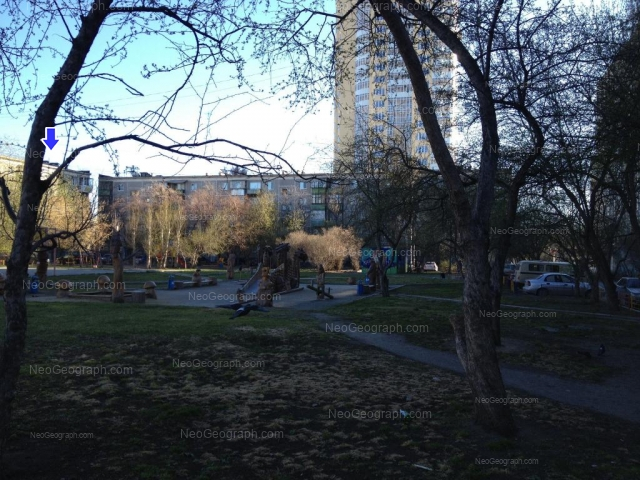 Адрес(а) на фотографии: Белореченская улица, 21, 23/1, 23/2, 23/5, Екатеринбург