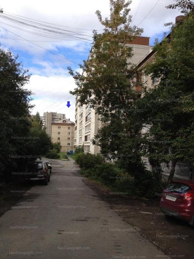 Адрес(а) на фотографии: улица Большакова, 153, 153А, Екатеринбург
