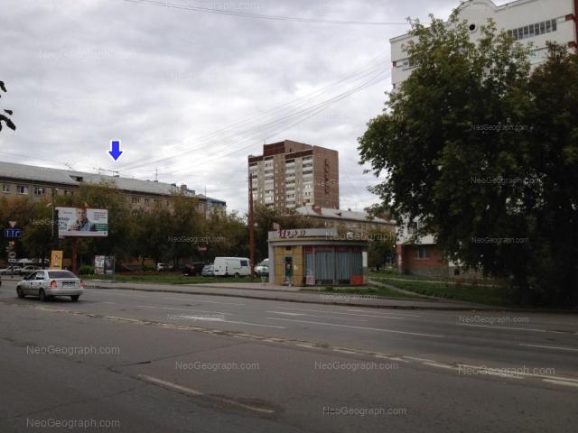 Адрес(а) на фотографии: улица 8 Марта, 77, 86, 92, Екатеринбург
