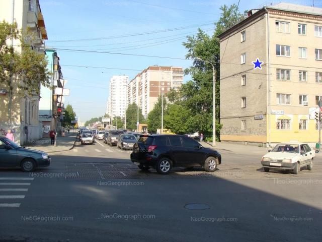 Адрес(а) на фотографии: улица 8 Марта, 92, 100, Екатеринбург