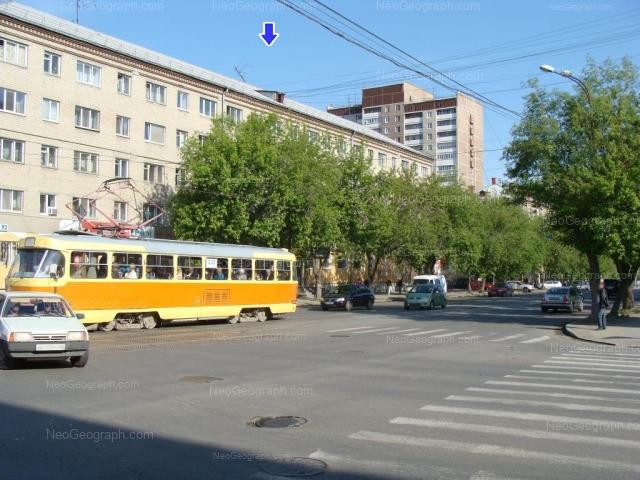 Адрес(а) на фотографии: улица 8 Марта, 86, 92, Екатеринбург