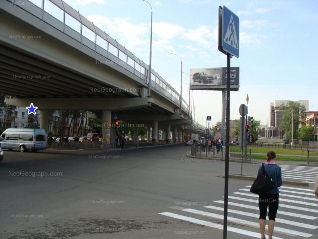 Адрес(а) на фотографии: Московская улица, 120, 193, Екатеринбург