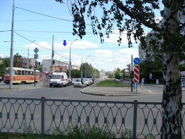 Адрес(а) на фотографии: Белореченская улица, 29, 36/1, 36/2, Екатеринбург